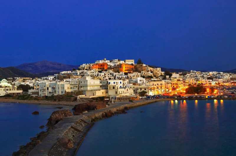 Things To Do Around Naxos Evriali Luxury Apartment
