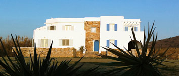 Luxury Apartment Naxos